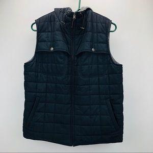 Lauren Ralph Lauren Jackets & Coats - Ralph Lauren Reversible Puffer Ski Hooded Vest